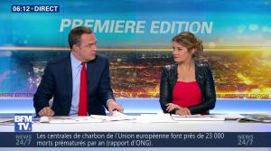 Pascale De La Tour Du Pin dans Premiere Edition - 05/07/16 - 05