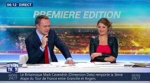 Pascale De La Tour Du Pin dans Première Edition - 05/07/16 - 06