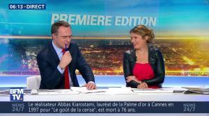 Pascale De La Tour Du Pin dans Premiere Edition - 05/07/16 - 07