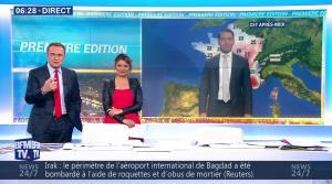Pascale De La Tour Du Pin dans Première Edition - 05/07/16 - 09