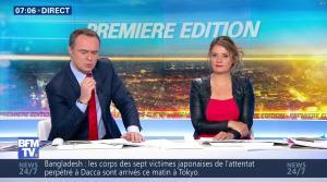 Pascale De La Tour Du Pin dans Premiere Edition - 05/07/16 - 10