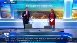 Pascale De La Tour Du Pin dans Première Edition - 06/06/16 - 01