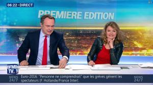 Pascale De La Tour Du Pin dans Première Edition - 06/06/16 - 09