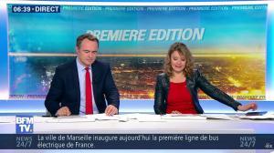 Pascale De La Tour Du Pin dans Première Edition - 06/06/16 - 12