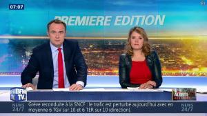Pascale De La Tour Du Pin dans Première Edition - 06/06/16 - 15