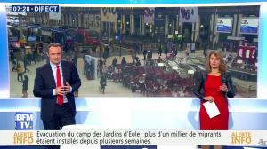 Pascale De La Tour Du Pin dans Première Edition - 06/06/16 - 17