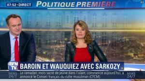 Pascale De La Tour Du Pin dans Première Edition - 06/06/16 - 19
