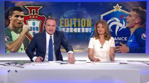 Pascale De La Tour Du Pin dans Premiere Edition - 11/07/16 - 01