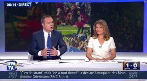 Pascale De La Tour Du Pin dans Première Edition - 11/07/16 - 03