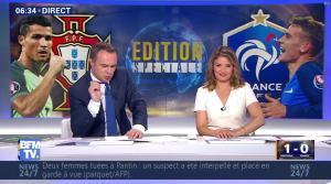 Pascale De La Tour Du Pin dans Premiere Edition - 11/07/16 - 04