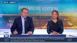 Pascale De La Tour Du Pin dans Première Edition - 30/05/16 - 04
