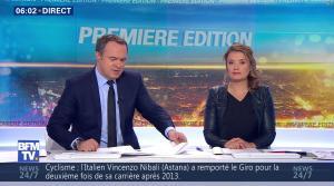 Pascale De La Tour Du Pin dans Premiere Edition - 30/05/16 - 05