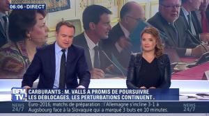 Pascale De La Tour Du Pin dans Première Edition - 30/05/16 - 07