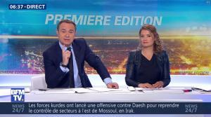 Pascale De La Tour Du Pin dans Première Edition - 30/05/16 - 10