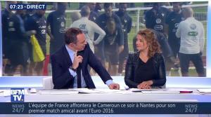 Pascale De La Tour Du Pin dans Premiere Edition - 30/05/16 - 13