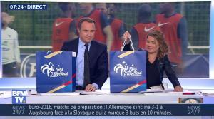Pascale De La Tour Du Pin dans Premiere Edition - 30/05/16 - 14