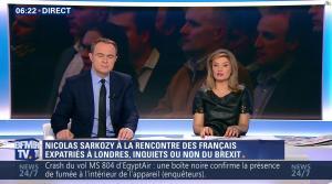 Pascale De La Tour Du Pin dans Premiere Edition - 30/06/16 - 07