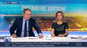 Pascale De La Tour Du Pin dans Première Edition - 30/06/16 - 10