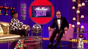 Rihanna dans Alan Chatty Man - 27/09/13 - 05