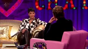 Rihanna dans Alan Chatty Man - 27/09/13 - 07