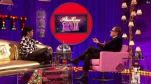 Rihanna dans Alan Chatty Man - 27/09/13 - 09
