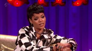 Rihanna dans Alan Chatty Man - 27/09/13 - 15