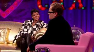 Rihanna dans Alan Chatty Man - 27/09/13 - 16