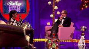 Rihanna dans Alan Chatty Man - 27/09/13 - 18