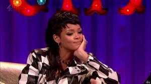 Rihanna dans Alan Chatty Man - 27/09/13 - 19