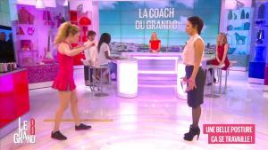 Sandrine Arcizet et Aïda Touihri dans le Grand 8 - 14/03/16 - 02