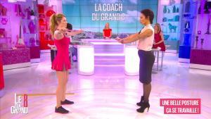 Sandrine Arcizet et Aïda Touihri dans le Grand 8 - 14/03/16 - 03