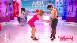 Sandrine Arcizet et Aida Touihri dans le Grand 8 - 14/03/16 - 05