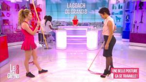 Sandrine Arcizet et Aïda Touihri dans le Grand 8 - 14/03/16 - 06