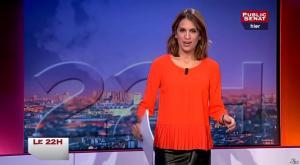 Sonia Mabrouk dans le 22h - 29/09/15 - 01