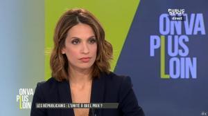 Sonia Mabrouk dans On Va Plus Loin - 08/10/15 - 01