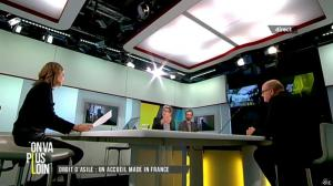 Sonia Mabrouk dans On Va Plus Loin - 08/10/15 - 03