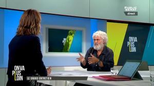 Sonia Mabrouk dans On Va Plus Loin - 08/10/15 - 04