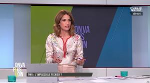 Sonia Mabrouk dans On Va Plus Loin - 12/04/16 - 04