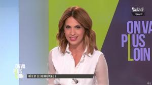 Sonia Mabrouk dans On Va Plus Loin - 12/05/16 - 04
