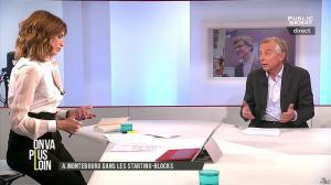 Sonia Mabrouk dans On Va Plus Loin - 12/05/16 - 08