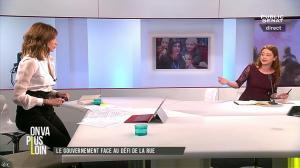 Sonia Mabrouk dans On Va Plus Loin - 12/05/16 - 11