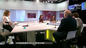 Sonia Mabrouk dans On Va Plus Loin - 12/05/16 - 12