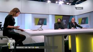 Sonia Mabrouk dans On Va Plus Loin - 13/01/16 - 03
