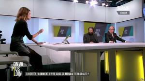 Sonia Mabrouk dans On Va Plus Loin - 13/01/16 - 04