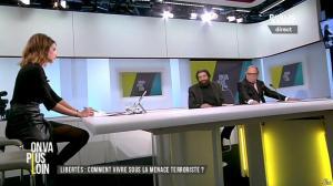 Sonia Mabrouk dans On Va Plus Loin - 13/01/16 - 05