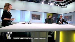 Sonia Mabrouk dans On Va Plus Loin - 13/01/16 - 07