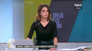 Sonia Mabrouk dans On Va Plus Loin - 13/01/16 - 08