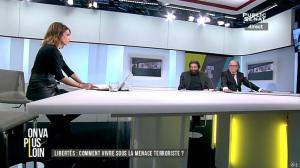 Sonia Mabrouk dans On Va Plus Loin - 13/01/16 - 09