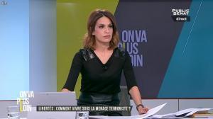 Sonia Mabrouk dans On Va Plus Loin - 13/01/16 - 10