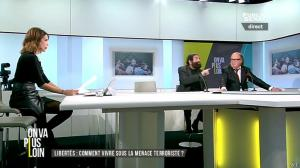 Sonia Mabrouk dans On Va Plus Loin - 13/01/16 - 11